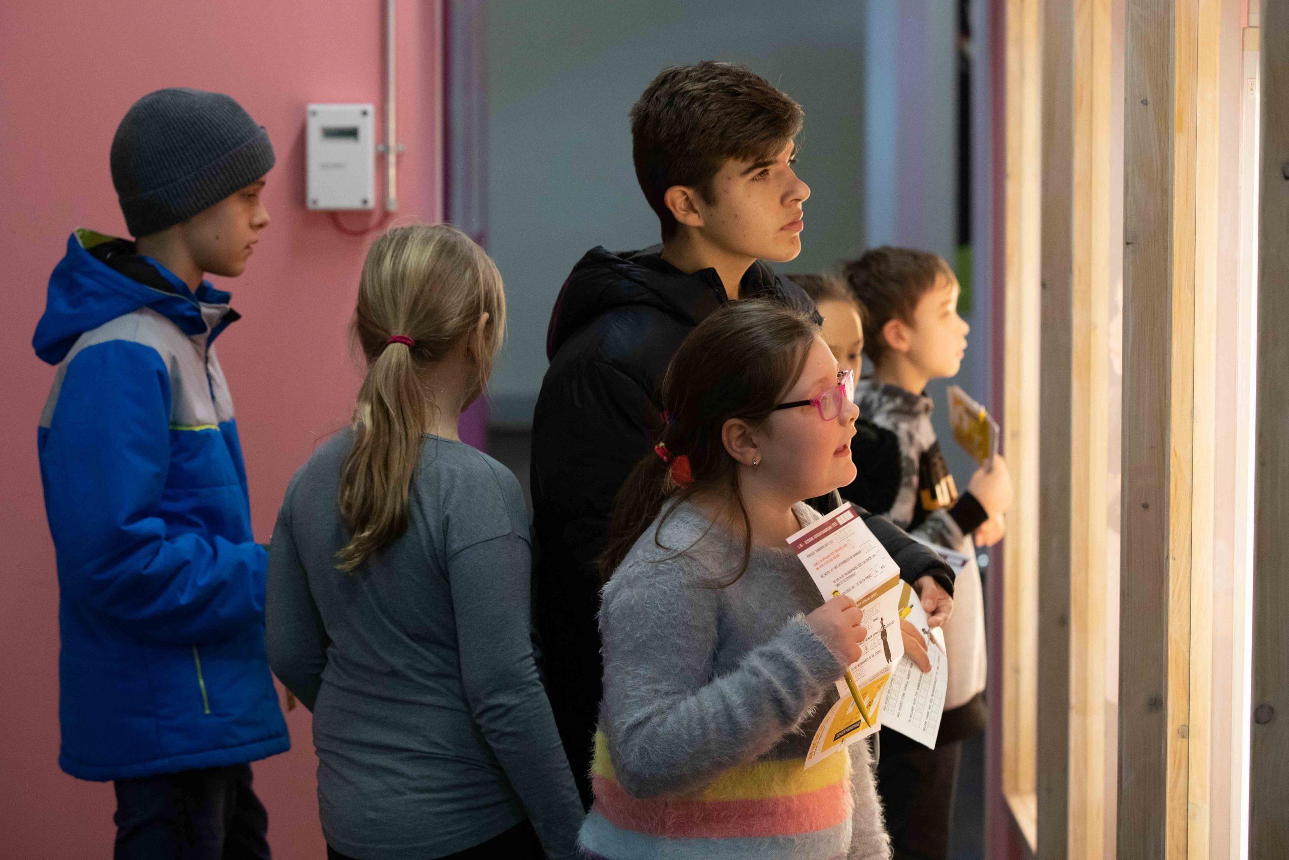 ERÖFFNUNG Kinder AudioGuide  im ErfinderZeiten Museum